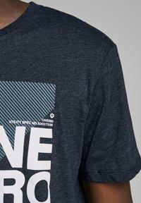 Jack & Jones - T-Shirt print - sky captain - 4