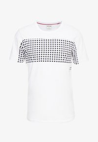 Jack & Jones - JCOHERKULES TEE CREW NECK SLIM FIT - Print T-shirt - white - 3
