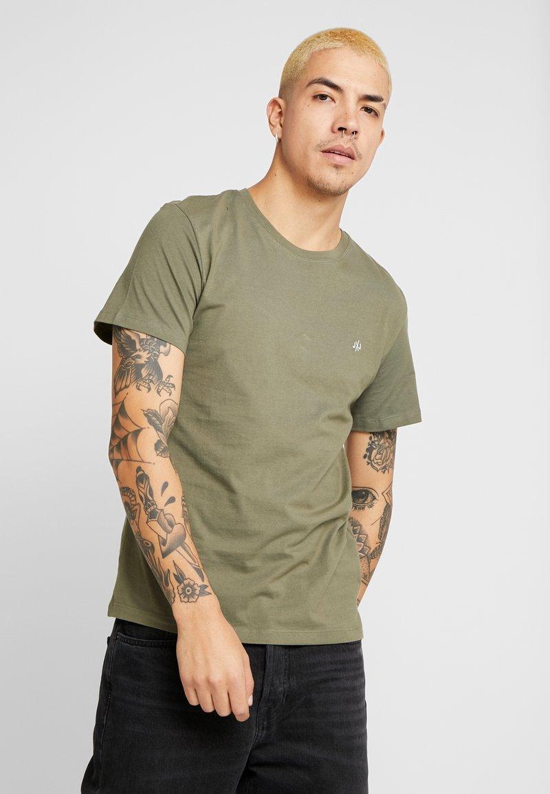 Jack & Jones - JORBASIC TEE CREW NECK 5 PACK - T-shirt basic - multi-coloured