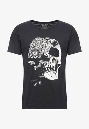 JORMOULDER TEE CREW NECK - T-shirt print - tap shoe