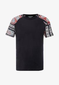 Jack & Jones - JORBOLD TEE CREW NECK REGULAR - Basic T-shirt - tap shoe - 4