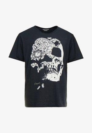 JORMOULDER TEE CREW NECK - Print T-shirt - tap shoe