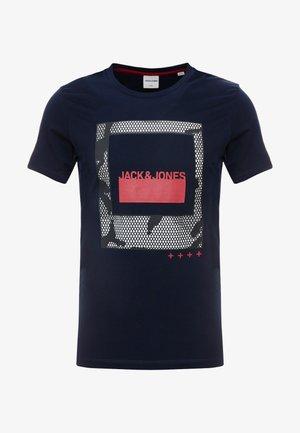 JCOLAZER TEE CREW NECK - T-Shirt print - sky captain