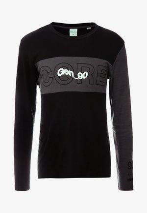 JCOBAMBOE TEE - Langarmshirt - black