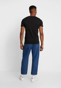Jack & Jones - JCOBOUNCE TEE CREW NECK - T-shirt print - black - 2