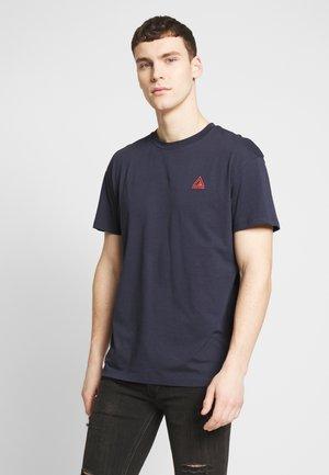 JORMIRRAGE TEE CREW NECK - T-shirt print - navy blazer