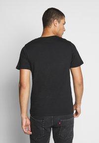 Jack & Jones - T-shirt z nadrukiem - black - 2