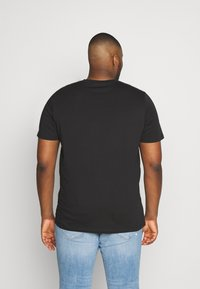 Jack & Jones - JCOFRIDAY - T-shirt con stampa - black/disc tee - 2
