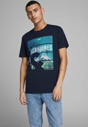 T-Shirt print - sky captain