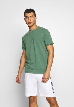 JORLEVEL TEE CREW NECK - T-shirt basic - fir