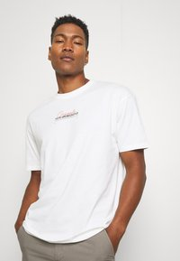 Jack & Jones - JORCASABLANCA - Print T-shirt - white - 3