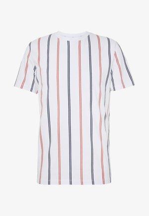 JORJERRY TEE CREW NECK  - Print T-shirt - white