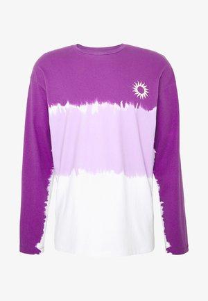 JORHOSSEGOR TEE CREW NECK  - Top sdlouhým rukávem - purple