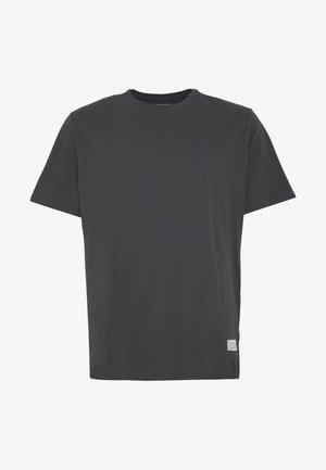 JCOALEX TEE CREW NECK - Basic T-shirt - asphalt