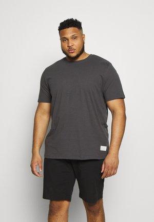 JCOALEX TEE CREW NECK - T-shirt basic - asphalt