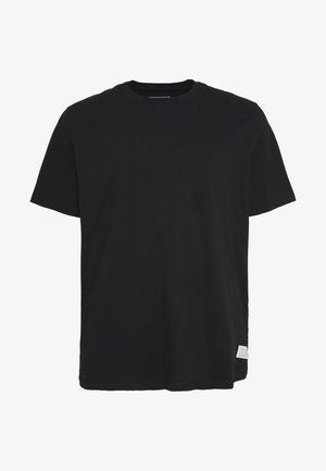 JCOALEX TEE CREW NECK - T-shirt basique - black