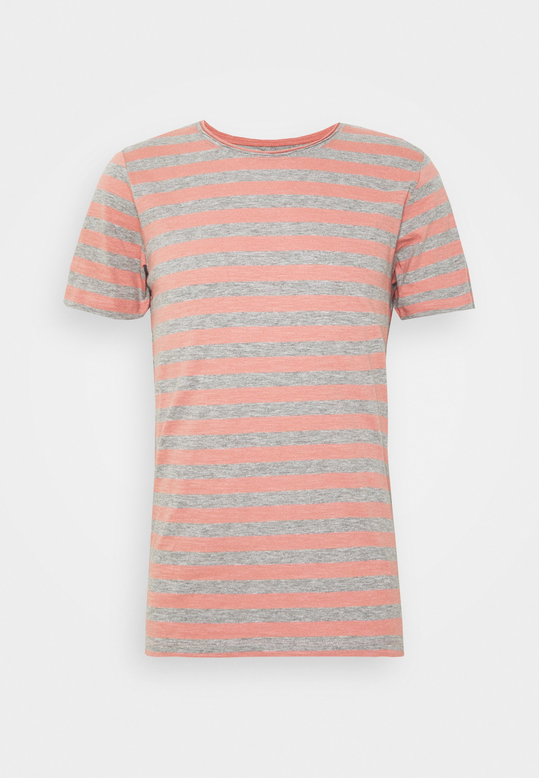 Jack & Jones JORMILO TEE CREW NECK - T-shirt imprimé - rosette
