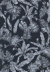 Jack & Jones - JORELRON ORGANIC - T-shirt imprimé - navy - 2