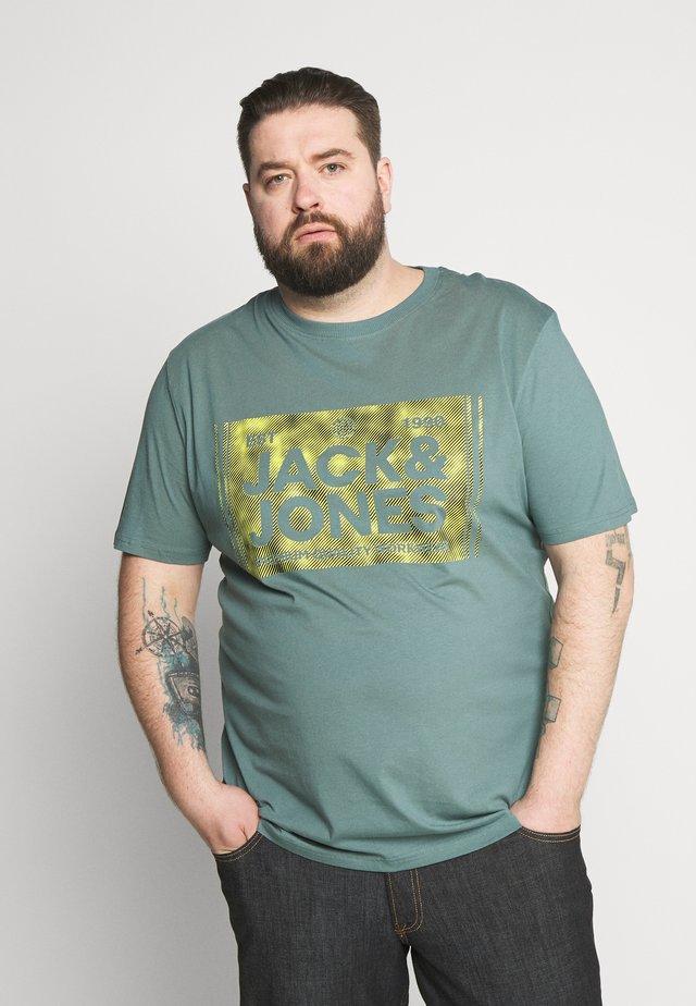 JCOTATE TEE  CREW NECK - T-shirt print - north atlantic