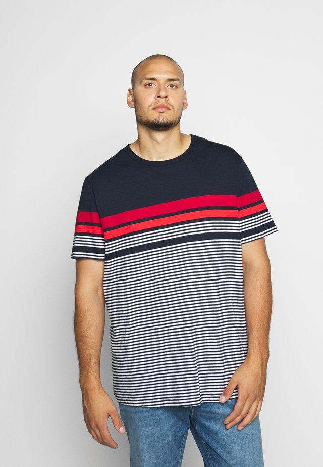 JCOBLUE TEE CREW NECK - Print T-shirt - sky captain