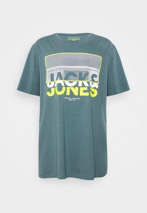 JCOTUNEL TEE CREW NECK - T-shirt imprimé - north atlantic