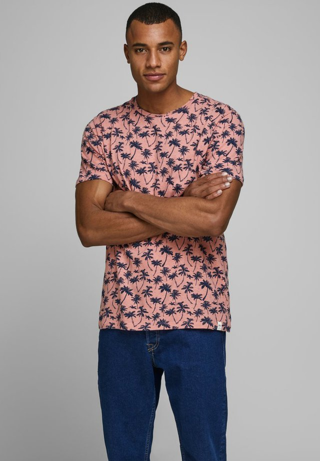 T-shirt con stampa - rosette 2