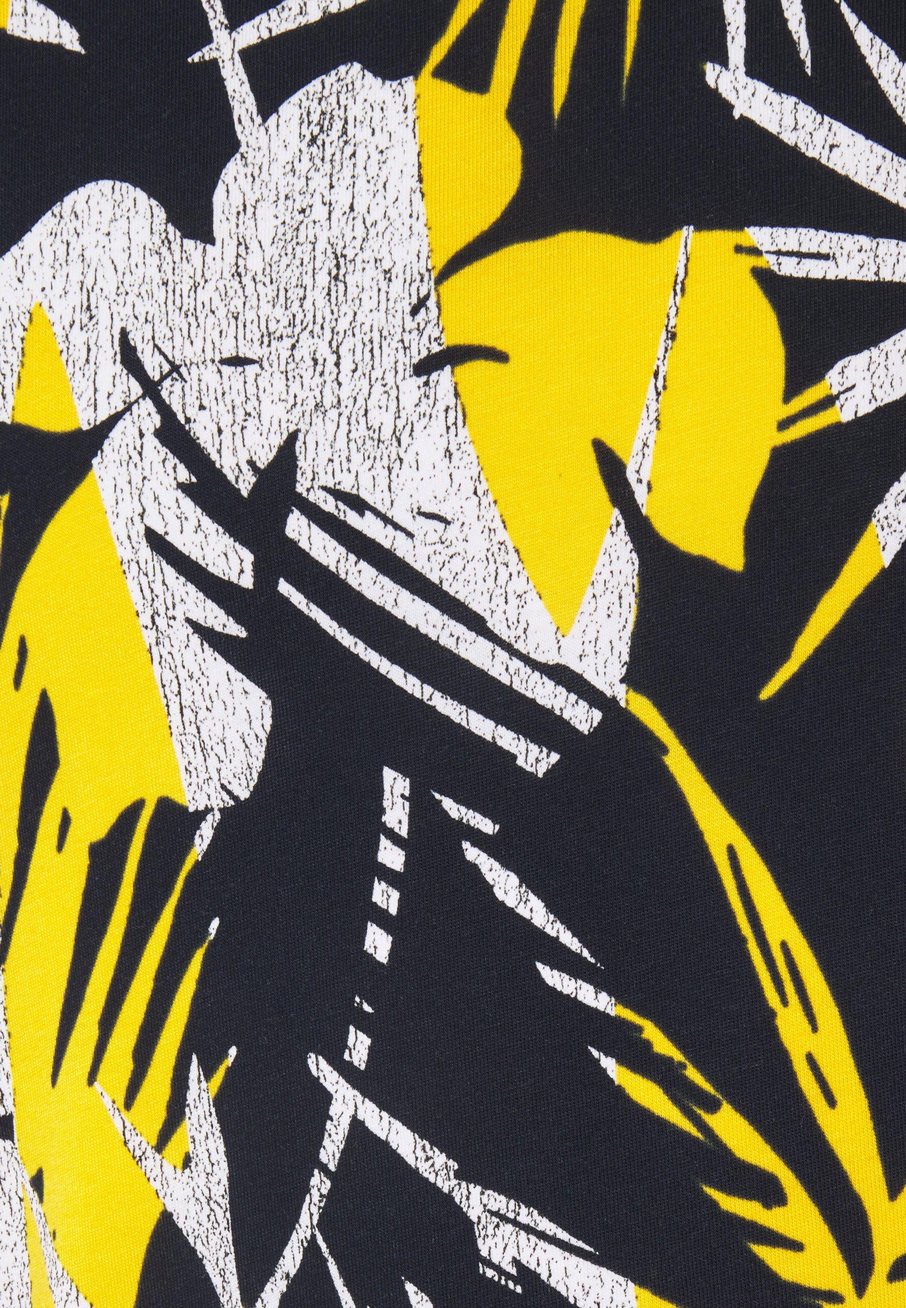 Jack & Jones JORNIKO  - T-shirts print - spicy mustard - Tøj Til Herrer Salg