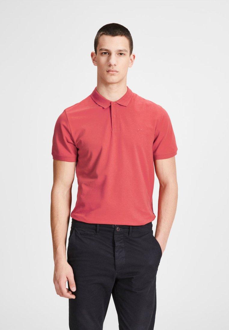 Jack & Jones - JJEBASIC - Polo shirt - baked apple