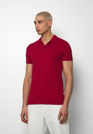 JJEBASIC - Koszulka polo - rio red