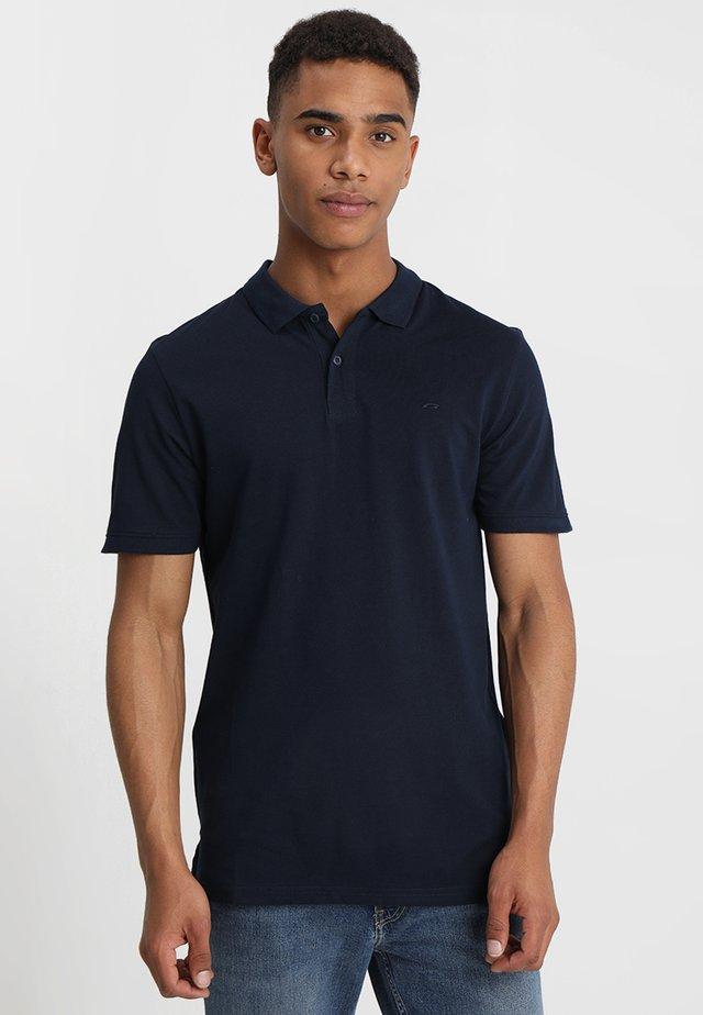 JJEBASIC - Poloshirt - navy blazer