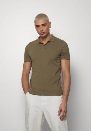 JJEBASIC - Poloshirt - dusky green