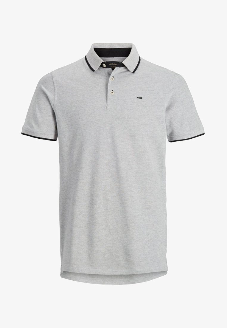 Jack & Jones - JJEPAULOS NOOS - Piké - light grey