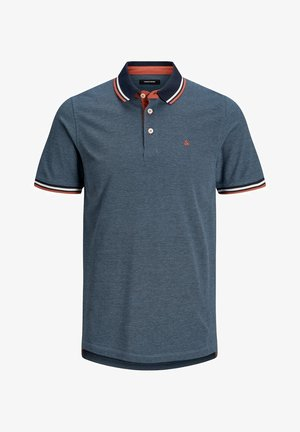 JJEPAULOS NOOS - Polo - denim blue
