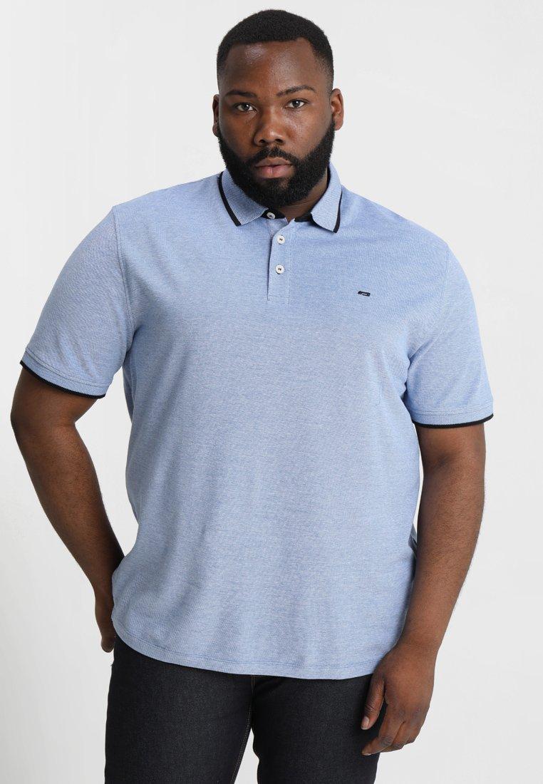 Jack & Jones - JJEPAULOS PLUS - Polo shirt - bright cobalt