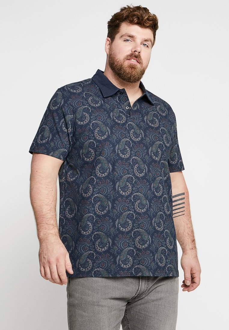 Jack & Jones - JPRGRAYSON - Poloshirt - dark navy