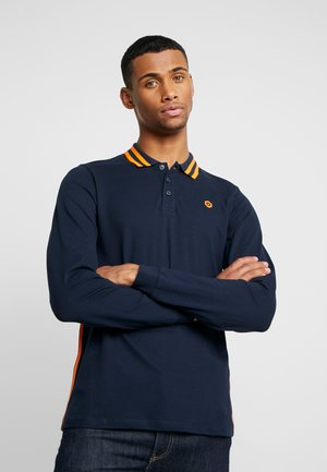 JCOBROOKE SLIM FIT - Koszulka polo - sky captain