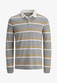 Jack & Jones - Koszulka polo - light grey - 5