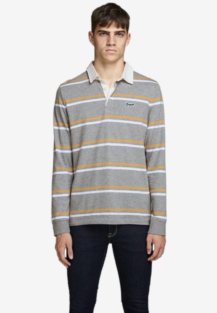 Jack & Jones - Koszulka polo - light grey