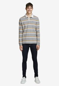 Jack & Jones - Koszulka polo - light grey - 1