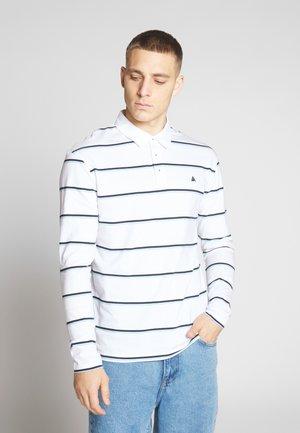 JORCLUB - Koszulka polo - white
