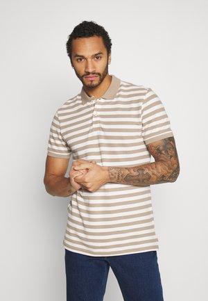JORSTRIPED  - Polo shirt - crockery