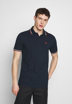 JJENOAH - Polo shirt - navy blazer