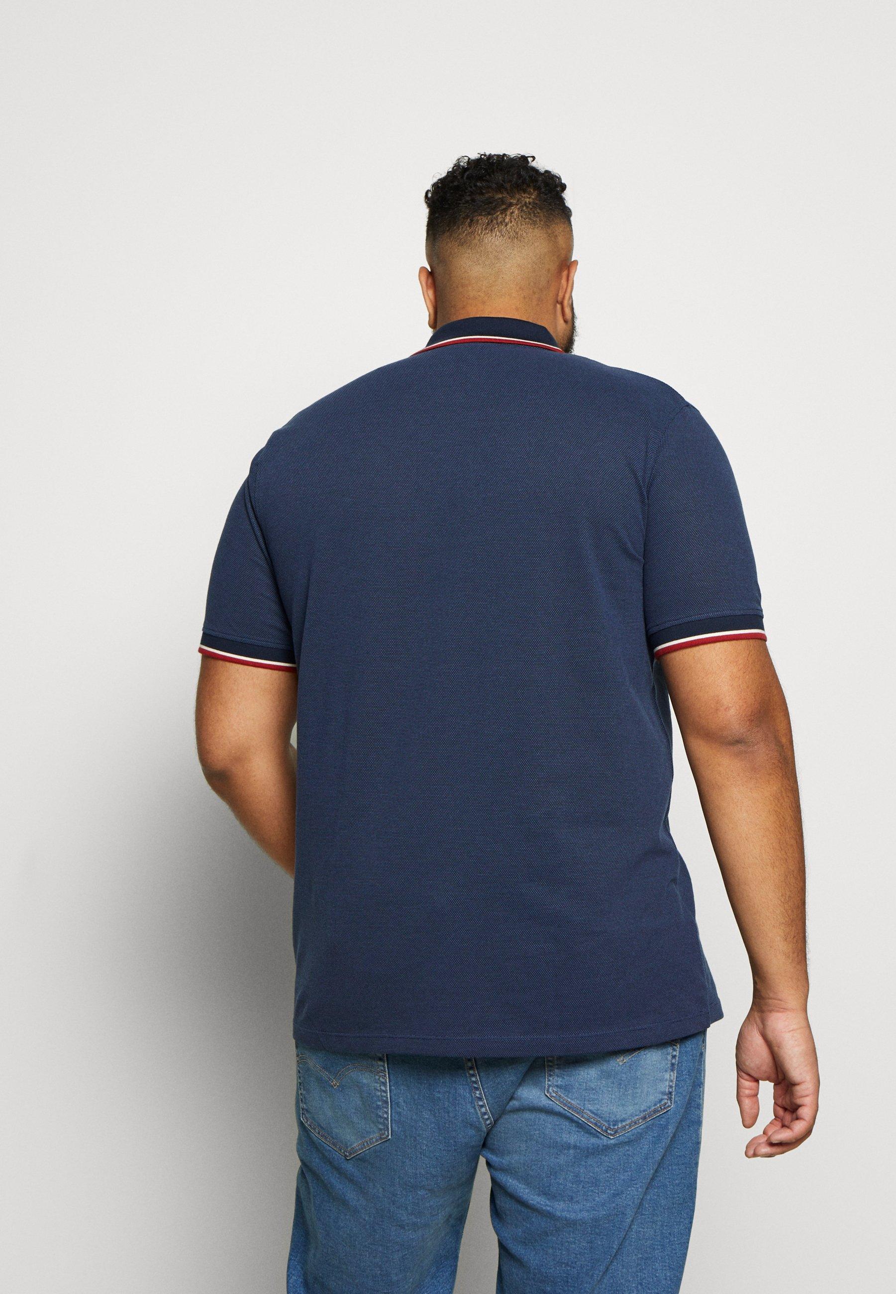 Jack & Jones JPRWIN - Koszulka polo - navy blazer