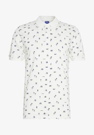 JORPEDRO - Polo shirt - cloud dancer