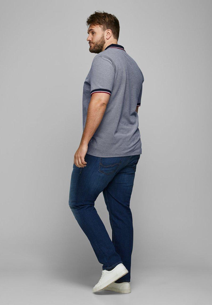 Jack & Jones Koszulka polo - mood indigo