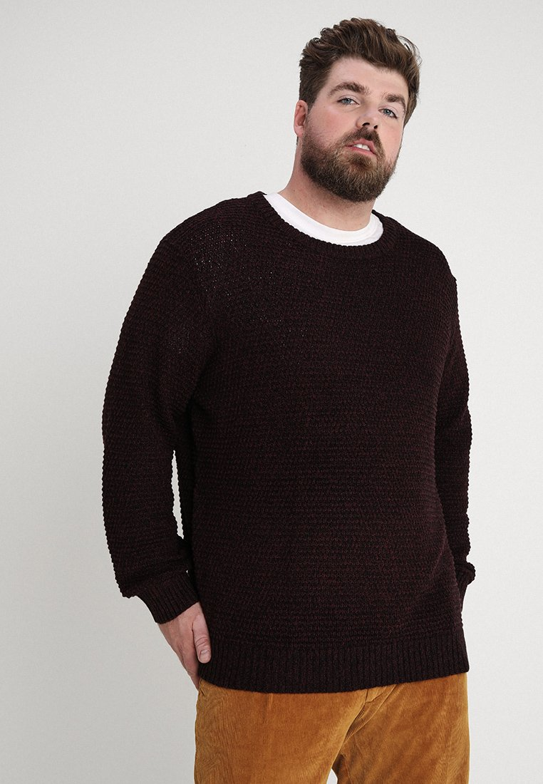 Jack & Jones - JORDALE CREW NECK - Jumper - port royale