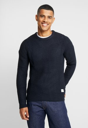 JCOSTANFORD CREW NECK NOOS - Jumper - navy