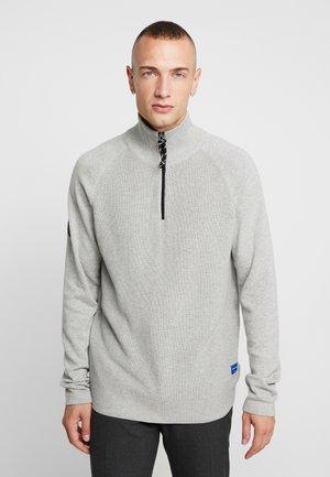 JORKLOVER HIGH NECK - Trui - light grey melange