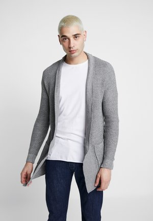 JORROBERT - Cardigan - light grey melange