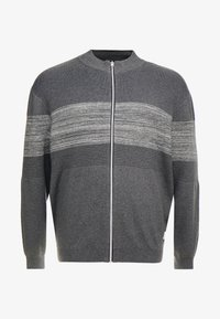 Jack & Jones - JCOSHIELD - Kardigan - dark grey melange - 4